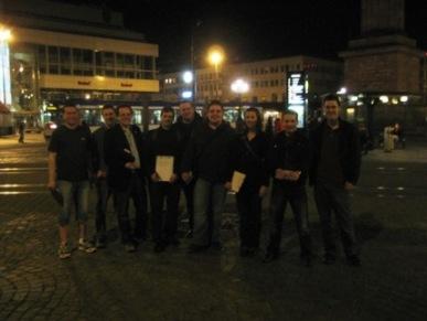 Jusos checken auf Anfrage von Klaus Peter Schellhaas das Nachtbusangebot – Große Resonanz