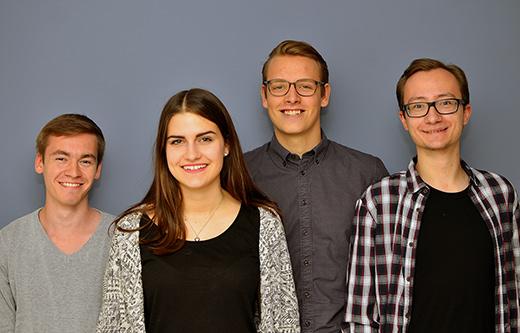 Jusos mit Biss – Neue AG-Gründung in Weiterstadt