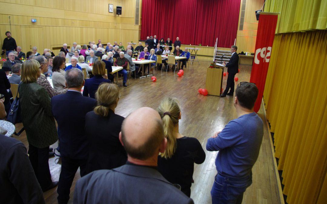 Neujahrsempfang der SPD Weiterstadt