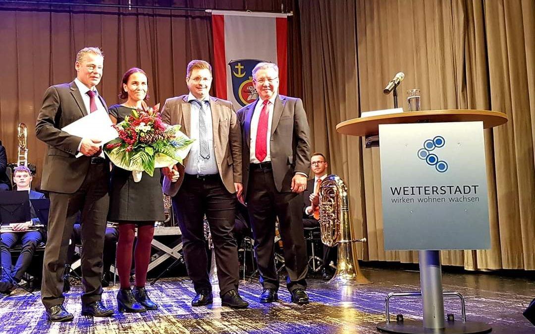 Feierliche Amtseinführung von Ralf Möller