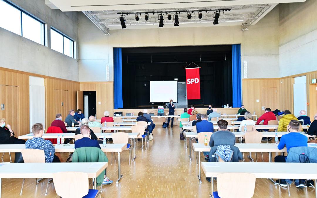 WEITERSTÄDTER SPD beschließt KOMMUNALWAHLLISTE