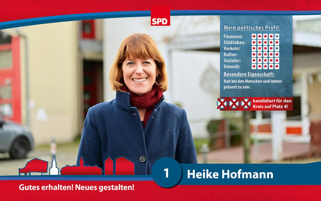 1 – Heike Hofmann