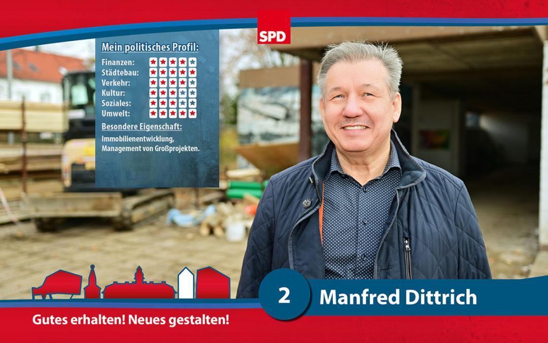 2 – Manfred Dittrich