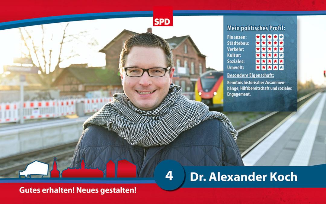 4 – Dr. Alexander Koch