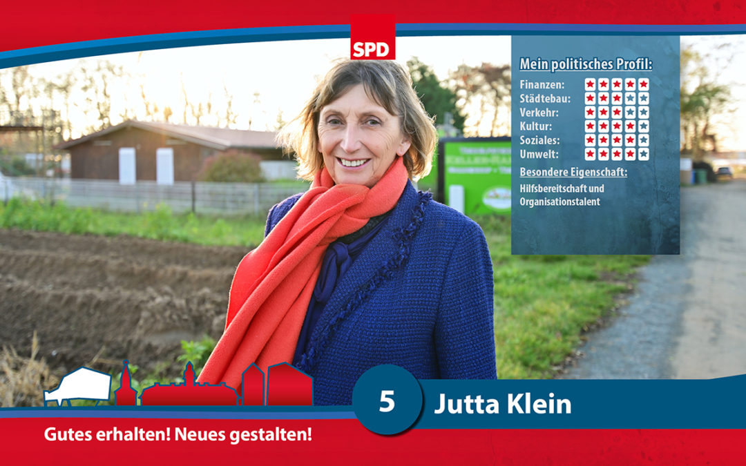 5 – Jutta Klein