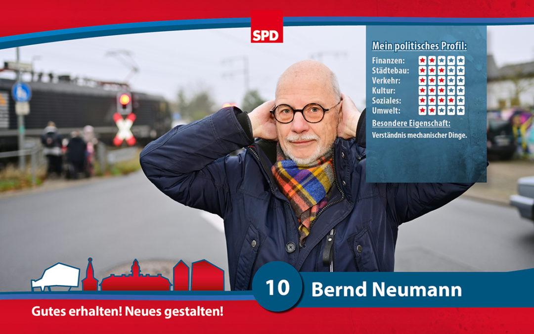 10 – Bernd Neumann
