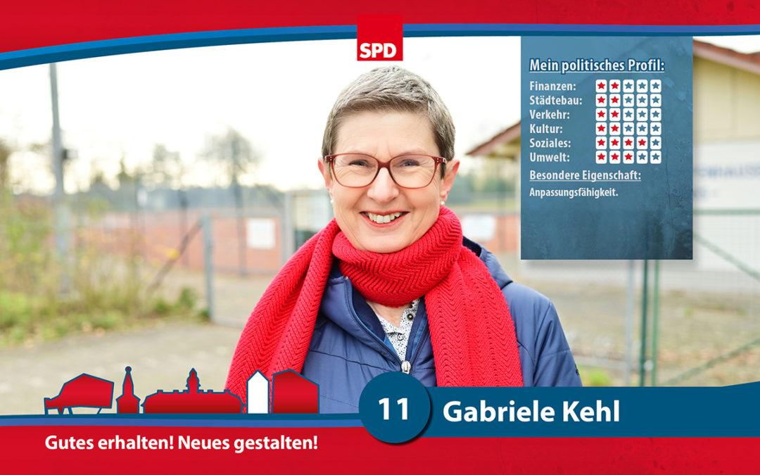 11 – Gabriele Kehl