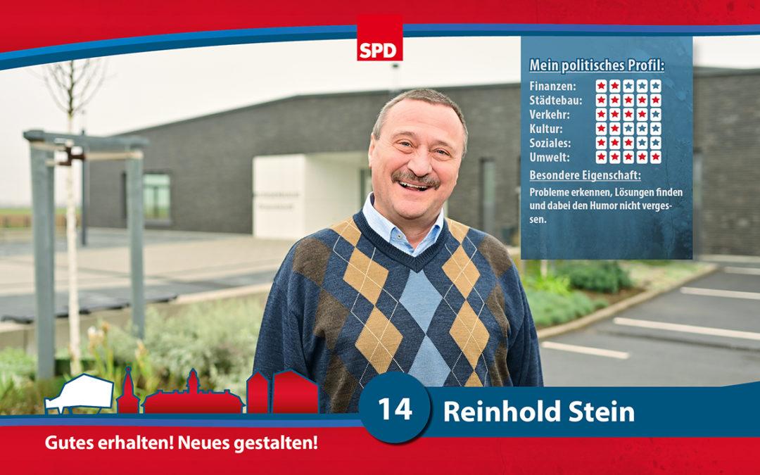 14 – Reinhold Stein