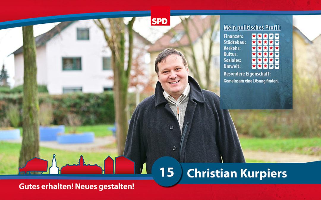 15 – Christian Kurpiers