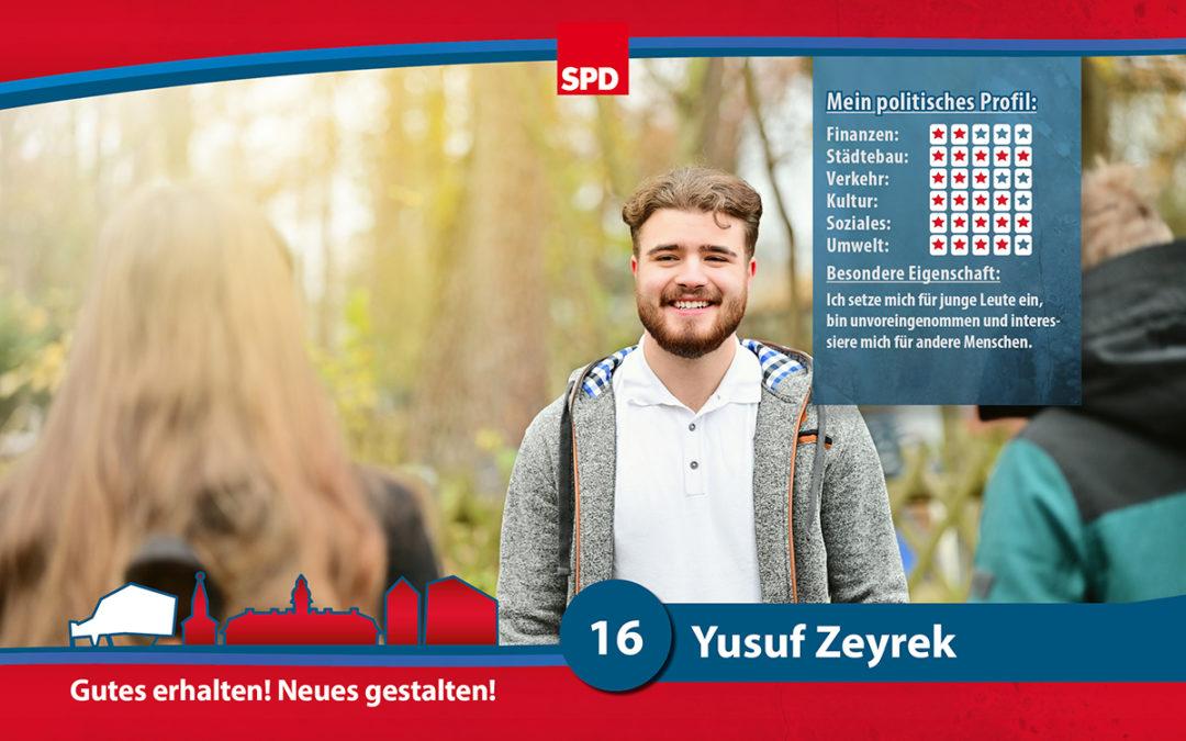 16 – Yusuf Zeyrek