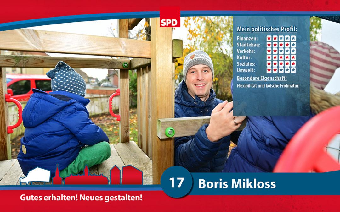 17 – Boris Mikloss