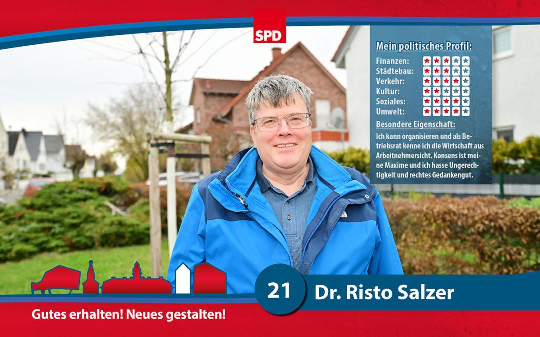 21 – Dr. Risto Salzer