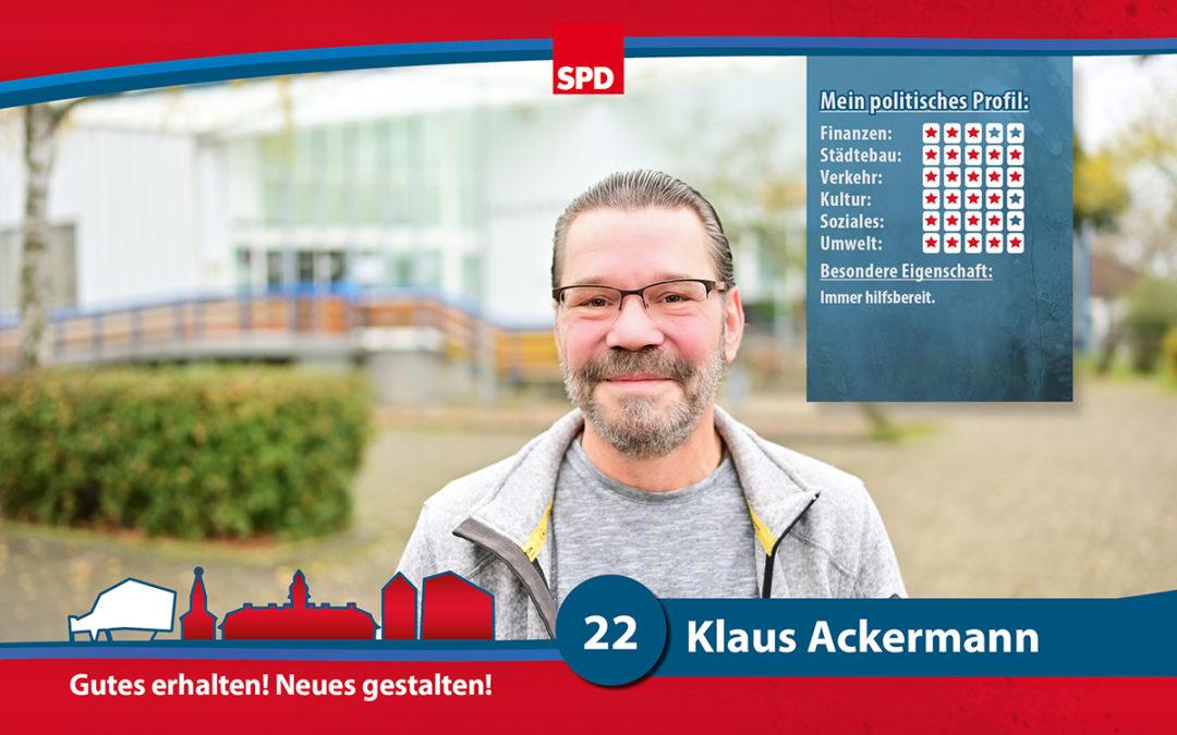 22 – Klaus Ackermann