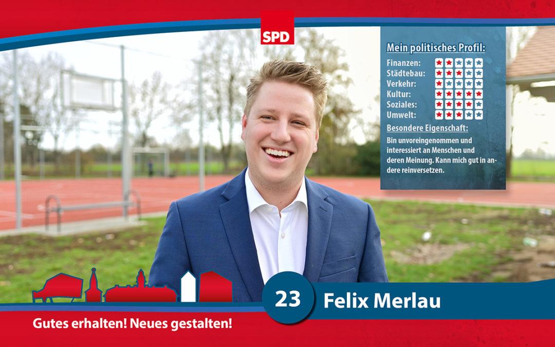 23 – Felix Merlau