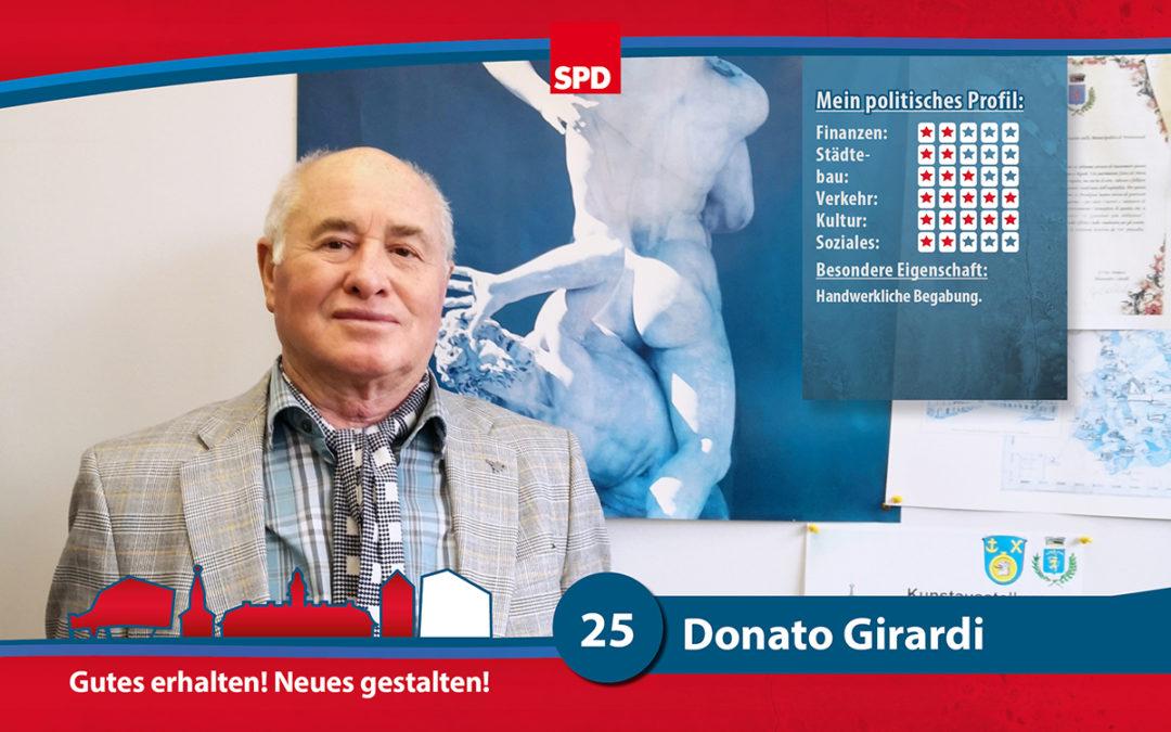 25 – Donato Girardo