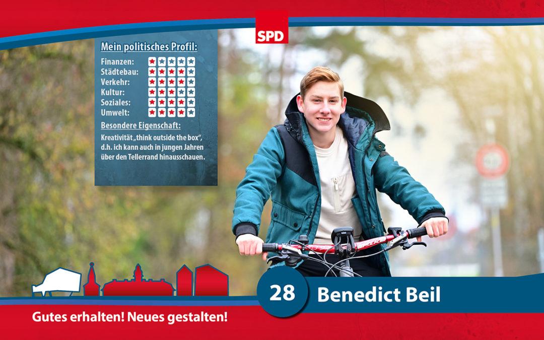 28 – Benedict Beil