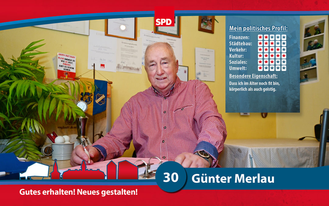 30 – Günter Merlau