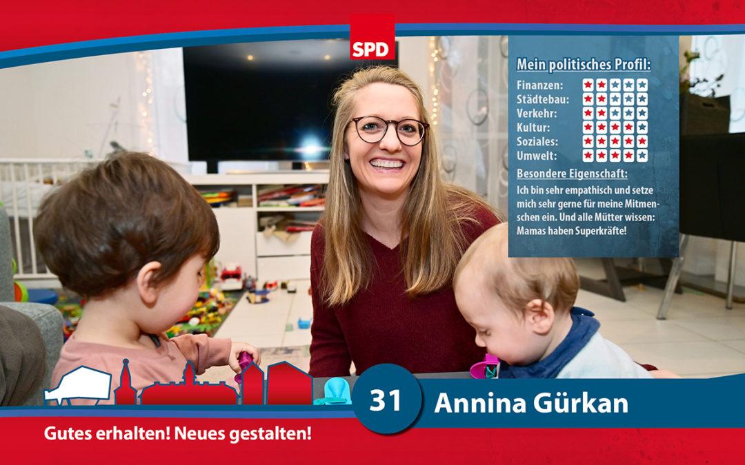 31 – Annina Gürkan