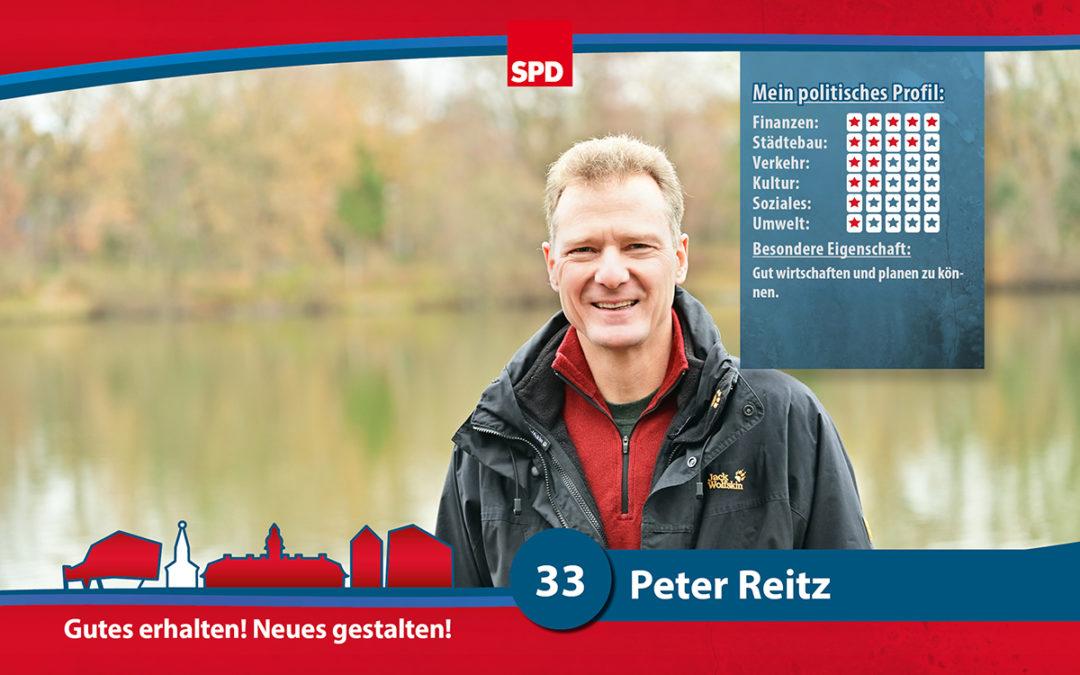 33 – Peter Reitz