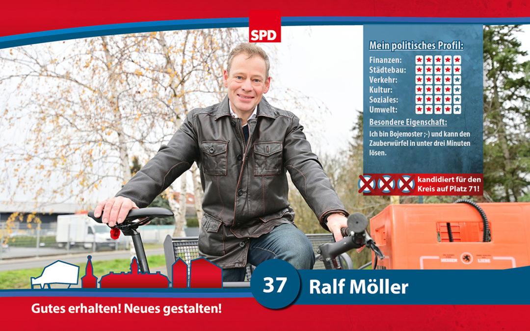 37 – Ralf Möller